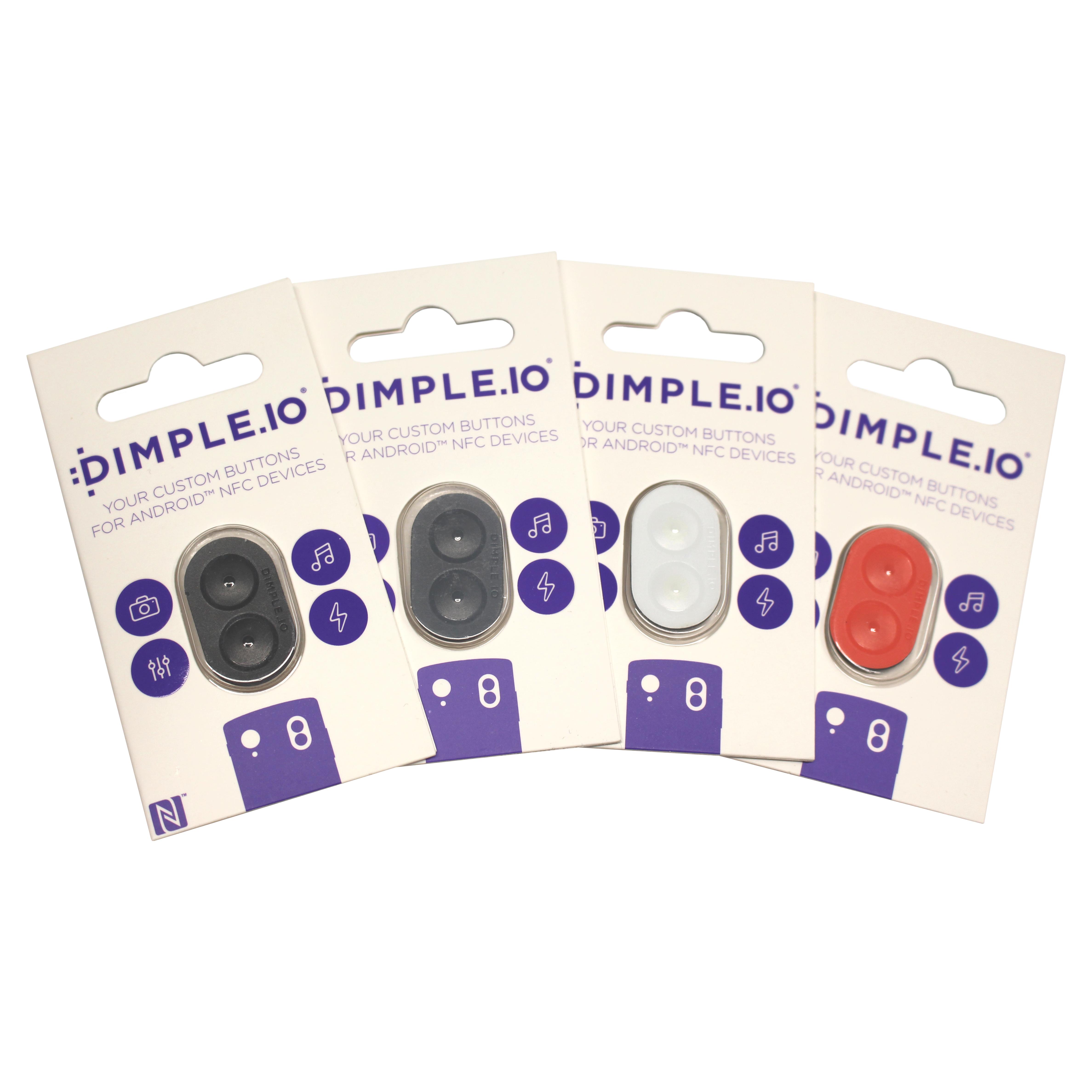 Dimple Mini NFC Button