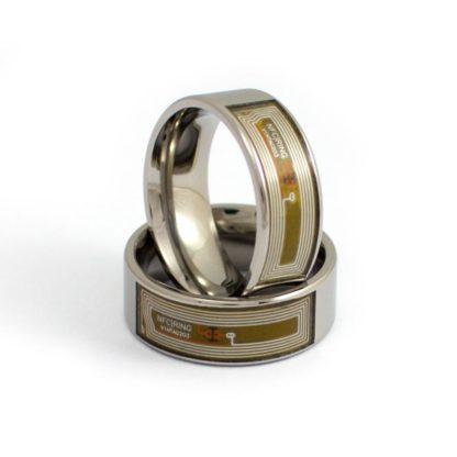 NFC TAG203 Ring - V1ntage